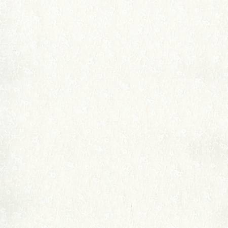 White on White Tone on Tone/Small Flower