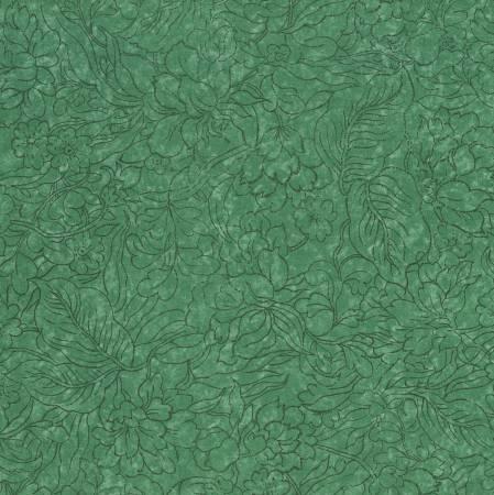 RJR Jinny Beyer Color Palette #71 Green Floral