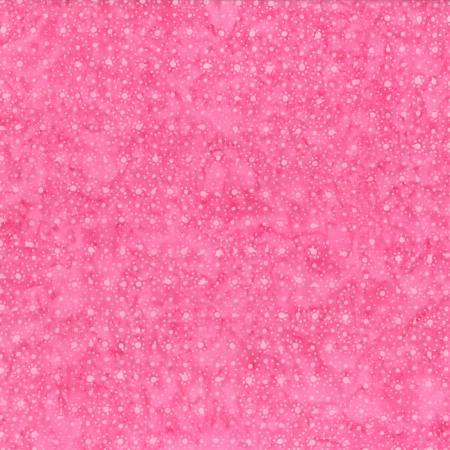 Batavian Baby Pink Mini Dot Batik