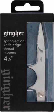 Gingher 4-1/2in Knife Edge Thread Snips