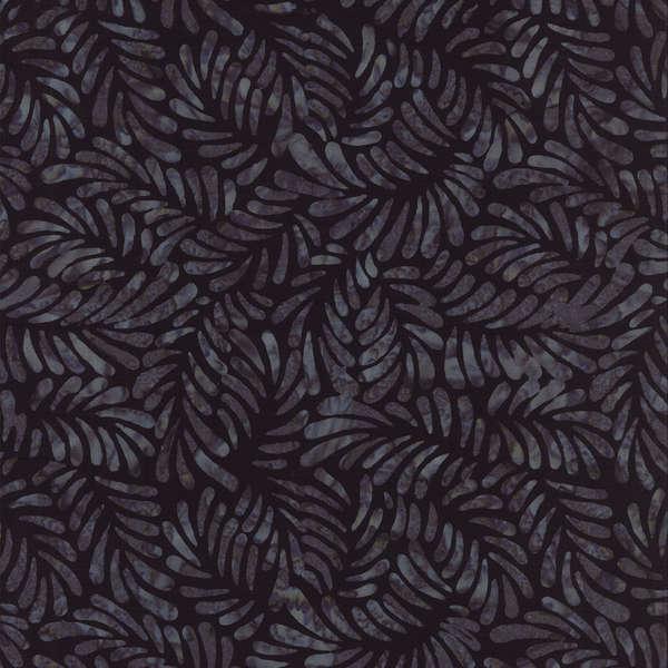 BATIK FEATHERS BLACK 22098990 Batavian Batiks
