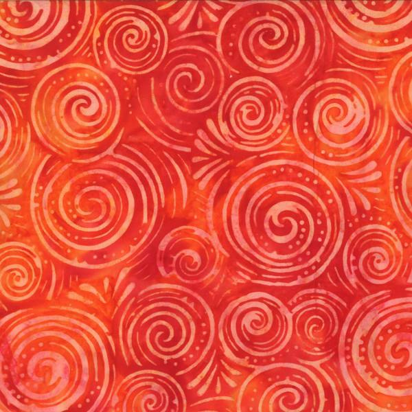 Red/Orange Spinning Circles