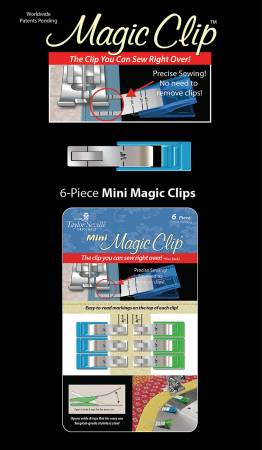 Magic Clip Mini 6pc