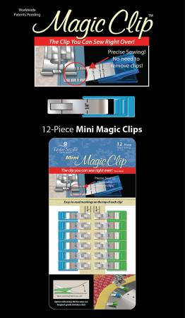 Magic Clip Mini 12pc