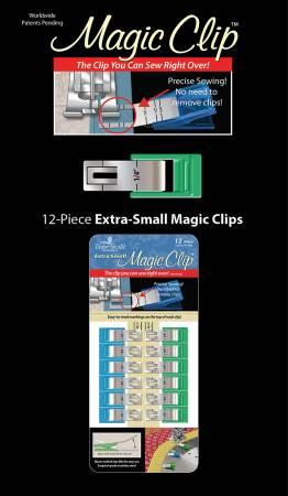 Magic Clip Extra Small 12pc