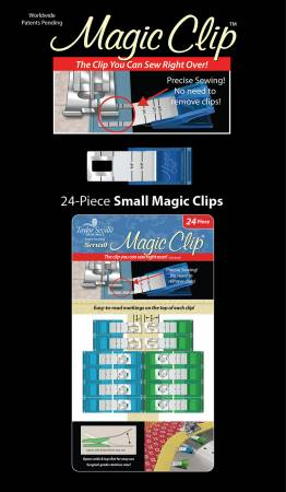 Magic Clip Small 24pc