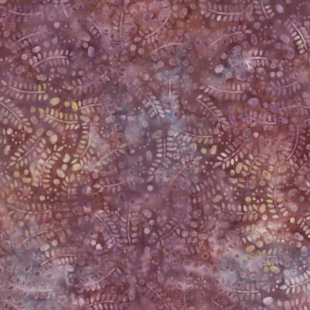 Leaves & Circles Batik 22186 236