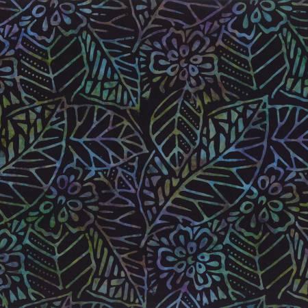 Leaf & Flower Mix Batik 22187 967