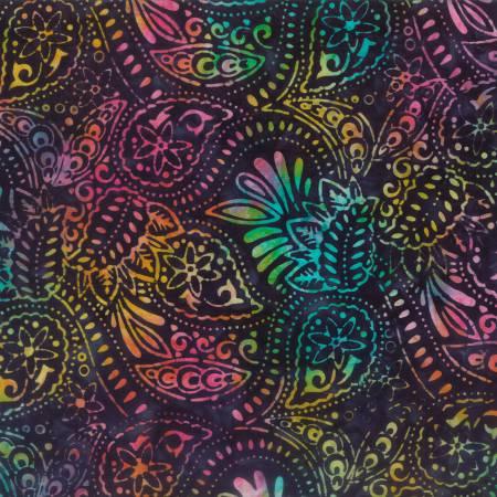 Multi Packed Paisley Batik