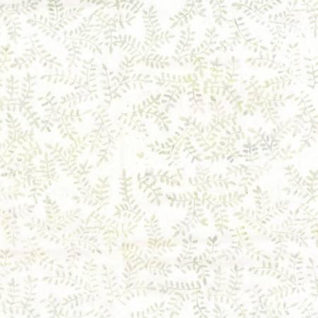 Cream Maidenhair Batik