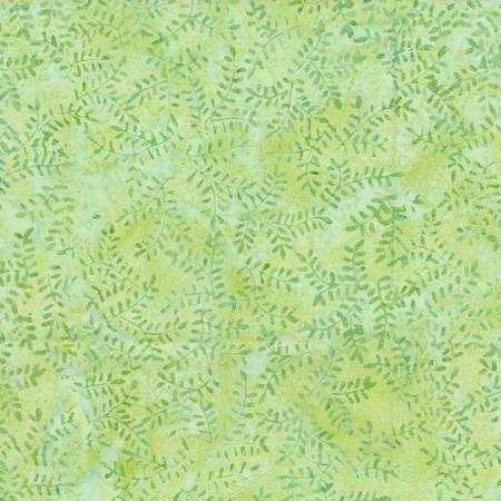 Green Maidenhair Batik