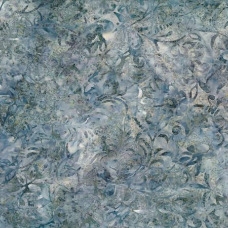 Wilmington Prints The Road Home Grey Damask Batik