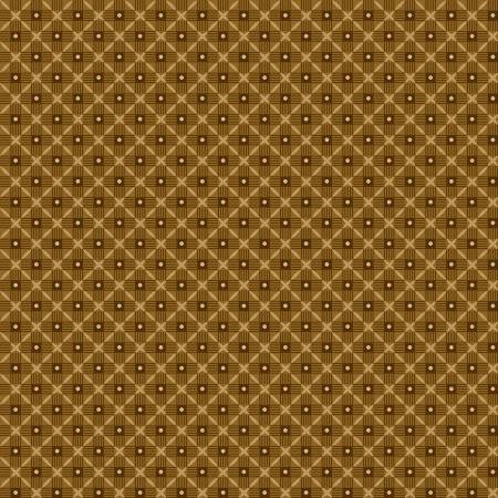Gold Diamond Weave