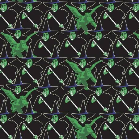 Wizard of Oz Wicked Witch- Black