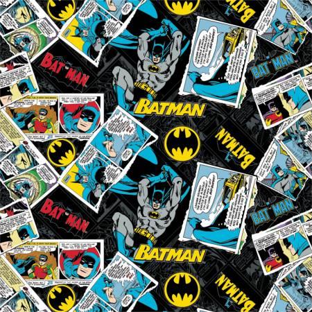 Camelot - Black DC Batman Collage