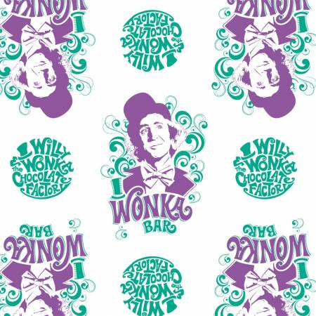 White Willy Wonka Bar
