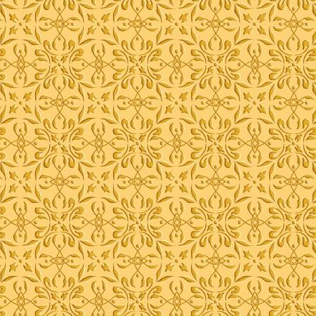 Autumn Time 2325-33 Butter by Henry Glass Fabrics