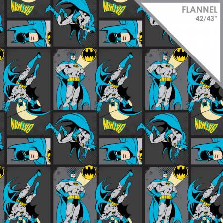 Carbon Batman Flannel