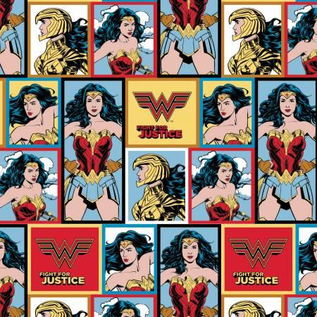 Multi Wonder Woman 1984 Blocks