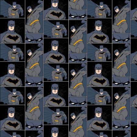Batman Block Justice League