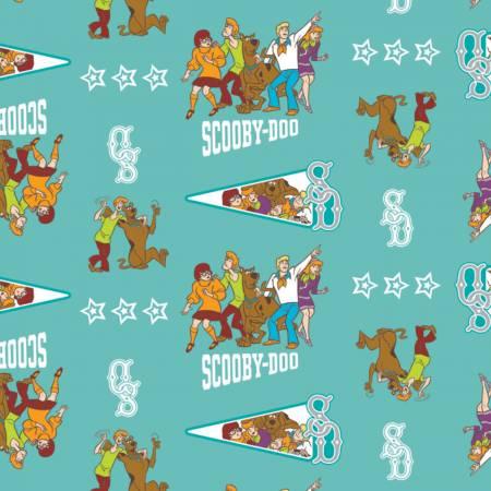 Scooby Doo 2 : Mystery Incorporated Aqua - #23700307-03