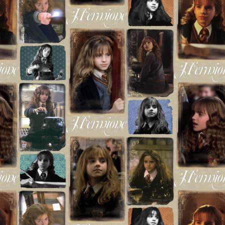 Multi Harry Potter Hermione Digitally Printed