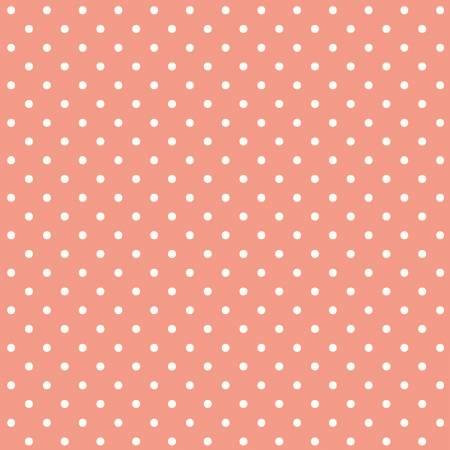 Garden Dot - Peach