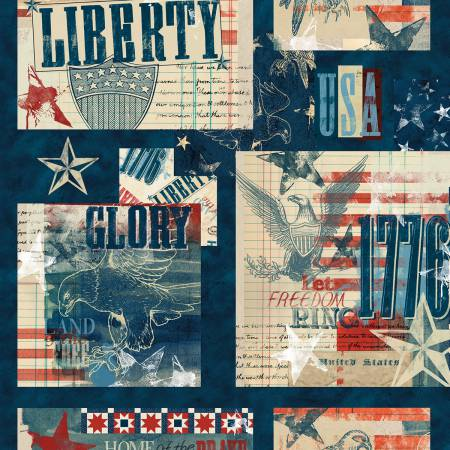 Land of Liberty Multi Liberty Sampler