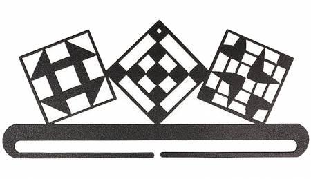 6 Quilt Block Split Bottom Holder