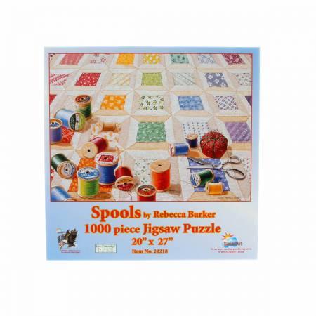 Puzzle Spools - 1000pc