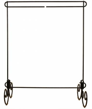 No Header Stand-12in x 14in/Charcoal - Ackfeld - 24377