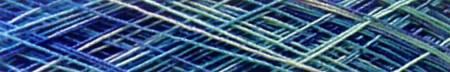 YLI 80V Danube Blues 40wt 500yd Cotton Thread