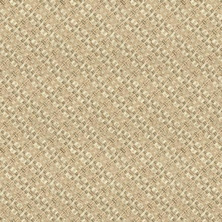 Tan Woven Texture