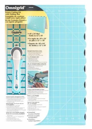 Omnigrid Folding Cutting Kit Large