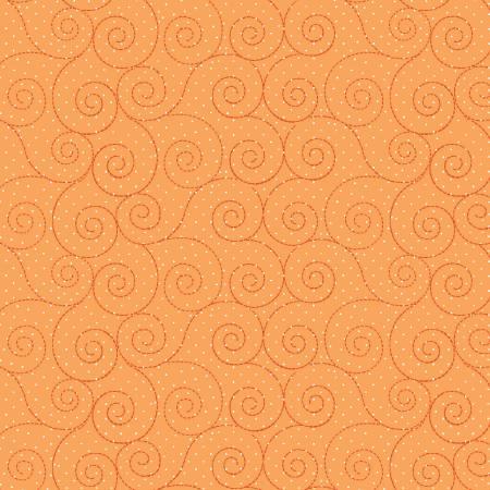 Orange Scroll