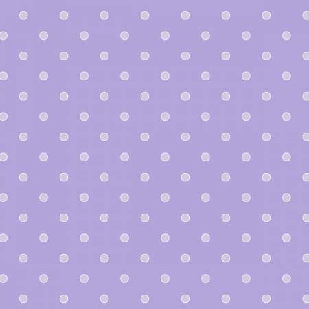Medium Purple Dots