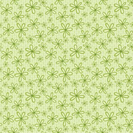BASICALLY HUGS GREEN DAISY 25043 GRE1