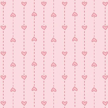 Pink Dot Hearts