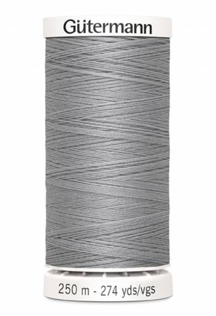 Sew-all Polyester All Purpose Thread 250m/273yds Mist Grey