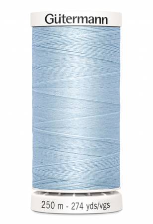 Sew-all Polyester All Purpose Thread 250m/273yds Echo Blue
