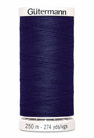 Sew-all Polyester All Purpose Thread 250m/273yds Navy
