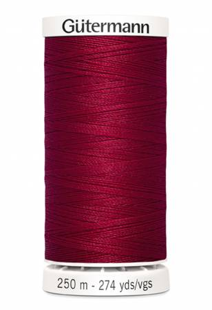 Sew-all Polyester All Purpose Thread 250m/273yds Ruby Red
