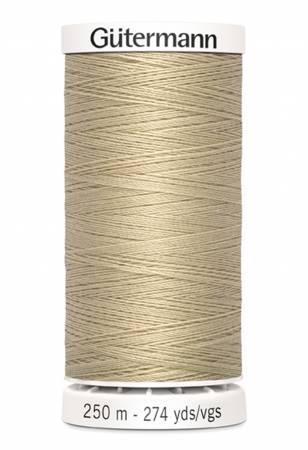 Sew-all Polyester All Purpose Thread 250m/273yds Ecru