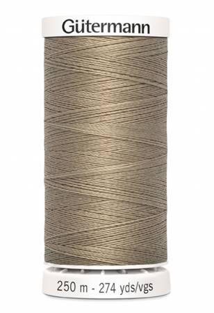 Sew-all Polyester All Purpose Thread 250m/273yds Beige