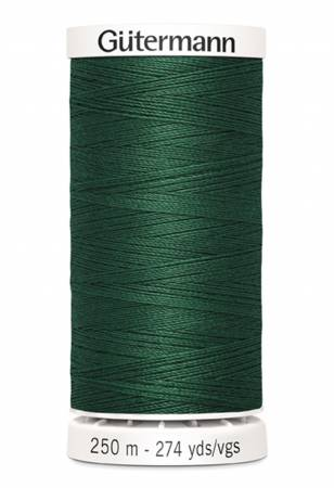 Sew-all Polyester All Purpose Thread 250m/273yds Dark Green