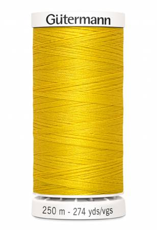 Sew-all Polyester All Purpose Thread 250m/273yds Golden Rod