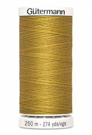 Polyester Thread 273yds - Gold (865)