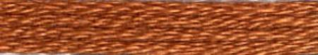 Cosmo Cotton Floss 8m Yellow Ocher  128