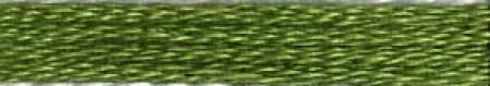 Cosmo Cotton Embroidery Floss 8m Skein Calla Green