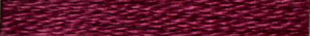 Cosmo Embroidery Floss 8m Deep Red Purple 2224